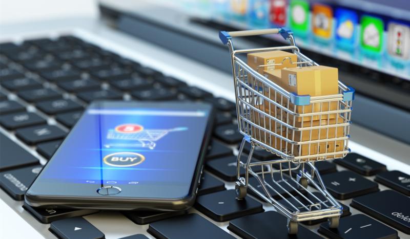 انواع التجارة الالكترونية