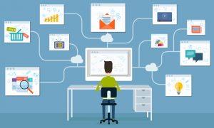 أنواع المواقع الإلكترونية