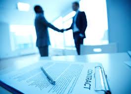 نموذج عقد استشارات تسويقية