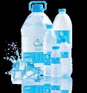 طريقة عمل مياه معدنية