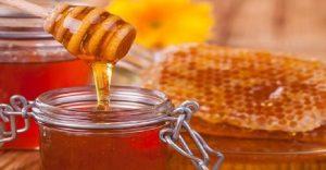 العسل ارتجاع المرئ