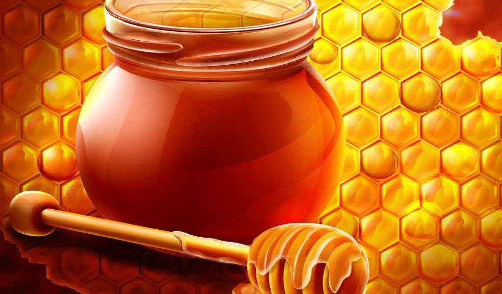 العسل لجروح السكرى