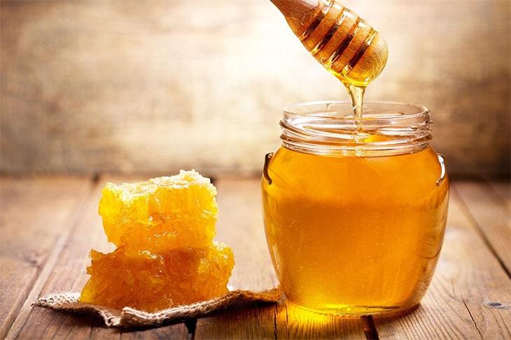 العسل لزيادة الطول