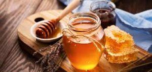العسل لقرحة عنق الرحم