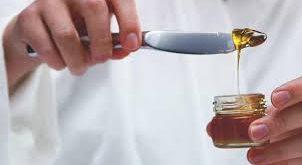 العسل للالتصاقات