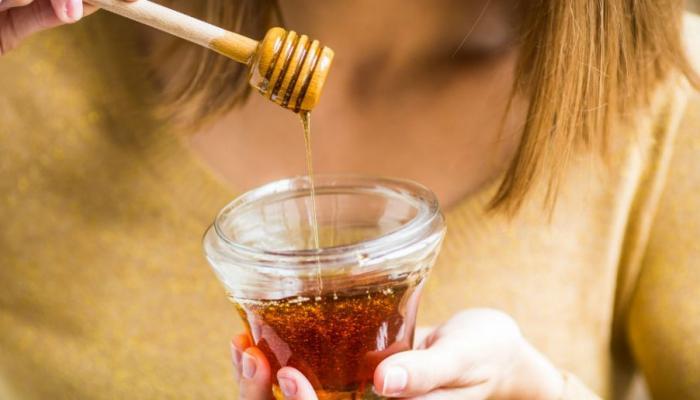 العسل للجلد