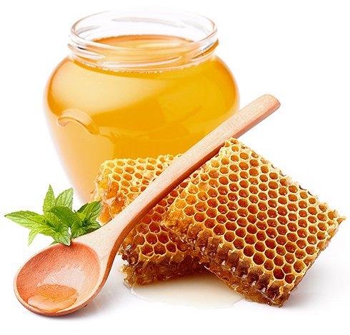 العسل لنقص الحديد