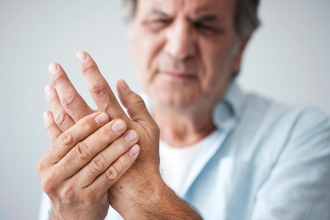 الم الاصابع لمرضي السكر