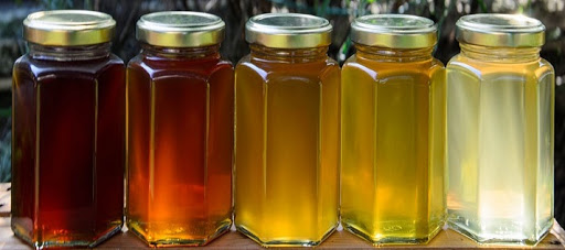 انواع العسل