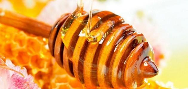 فوائد العسل للسخونه