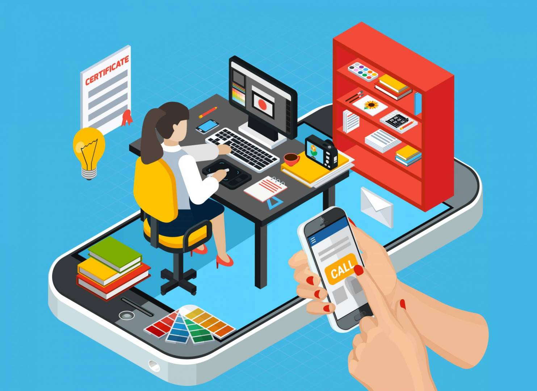 تصميم مواقع وتطبيقات جوال