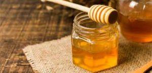العسل للجروح القديمة