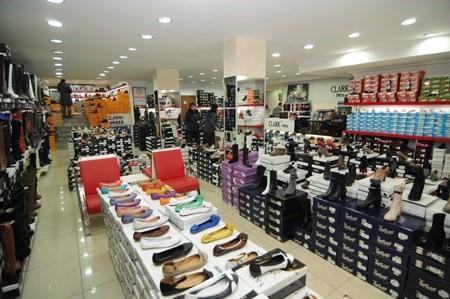 شراء أحذية بالجملة من تركيا