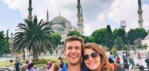 كيف اقضي شهر العسل في تركيا