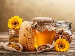 خلطة العسل للحمل