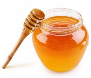 العسل ينظف البطن