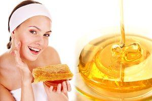 العسل لحب الشباب تجربتي