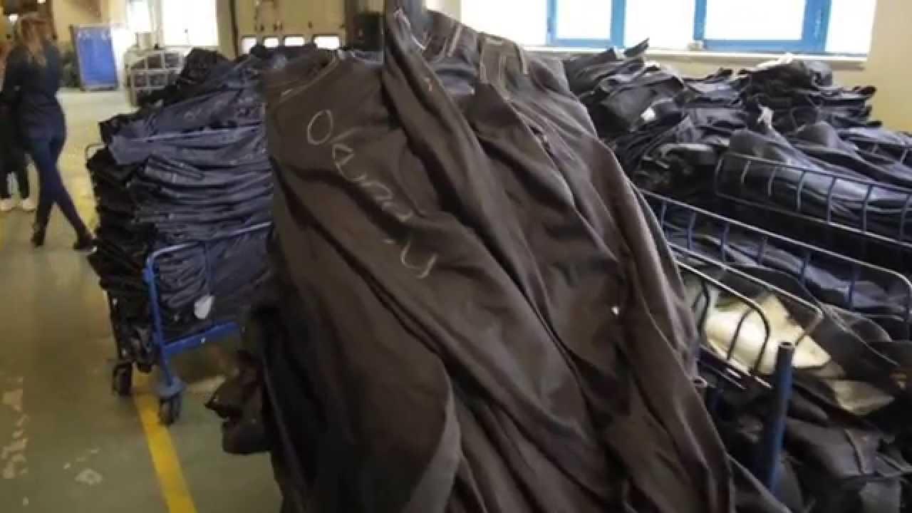 مصانع جينز في تركيا