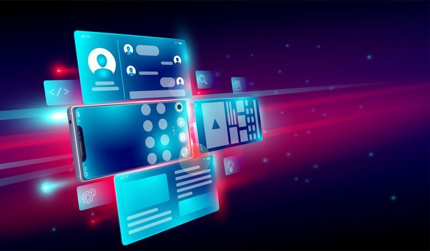 مميزات تطبيقات الموبايل