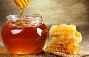 العسل للجروح