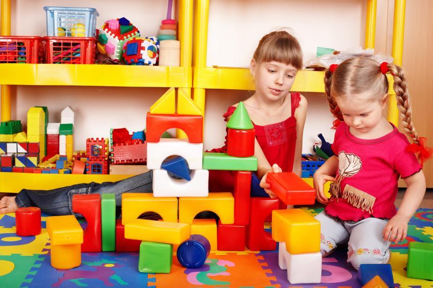 أهداف مشروع حضانة أطفال