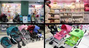 اماكن بيع مستلزمات الاطفال بالجملة