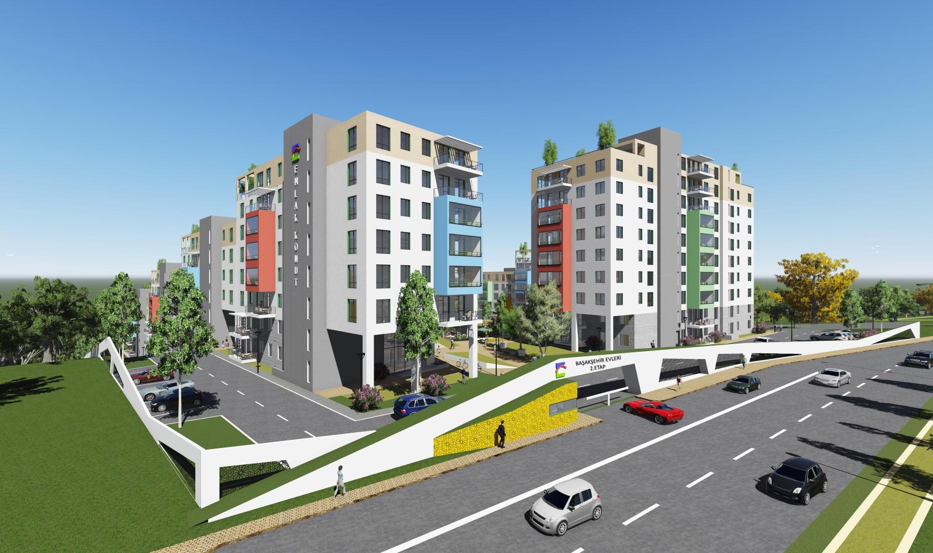 شراء شقة في تركيا والاقامة
