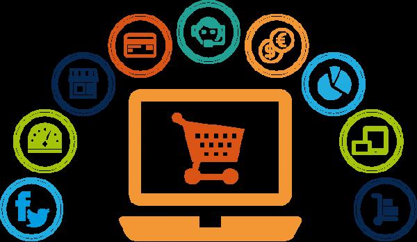 مواقع التسوق عبر الإنترنت