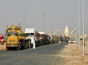 استيراد الشاحنات من تركيا