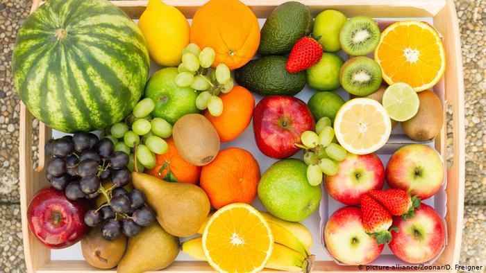 استيراد الفواكه من تركيا