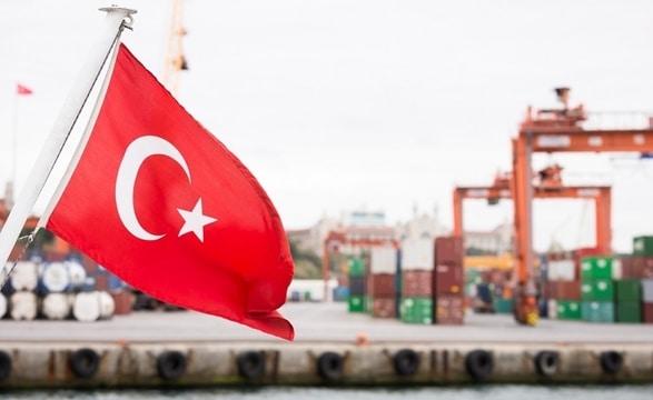 استيراد بضائع من تركيا