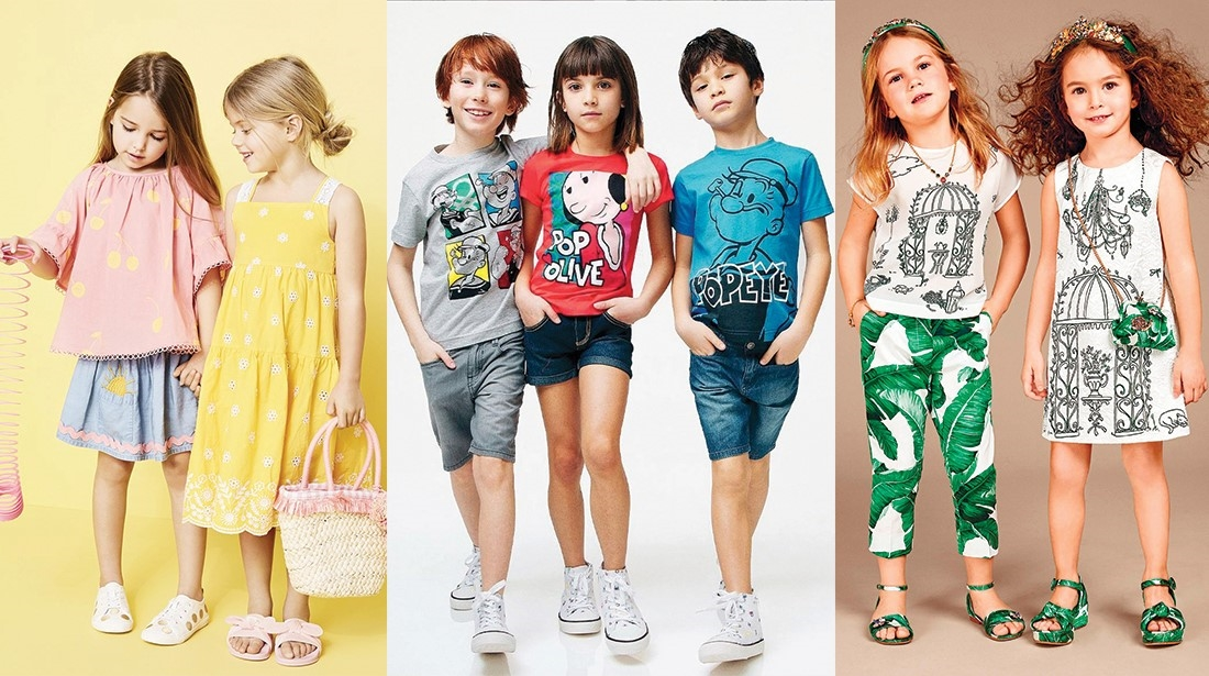 اسماء ماركات ملابس اطفال تركية