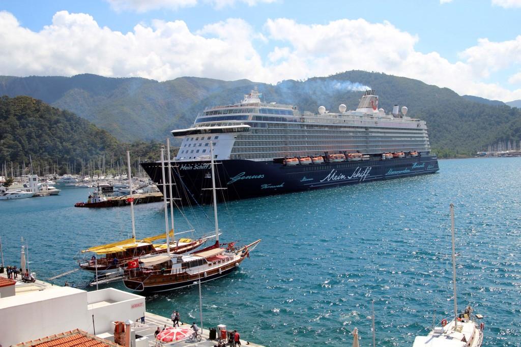 السفن السياحية في تركيا