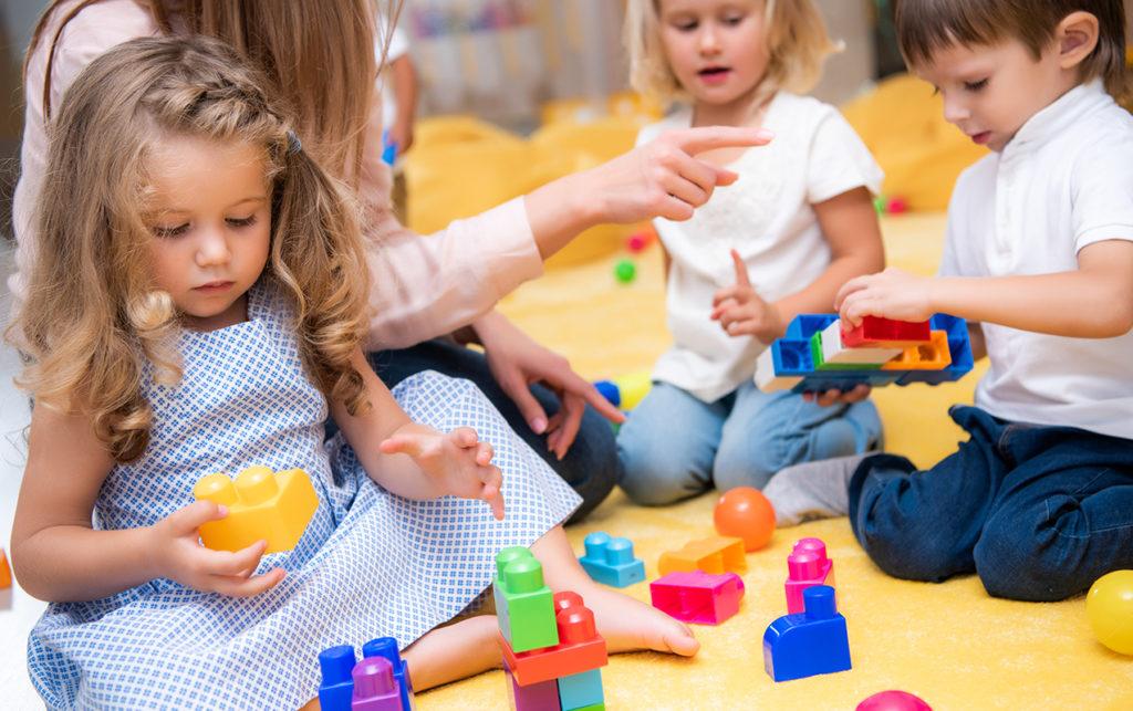تاسيس مركز ضيافة اطفال