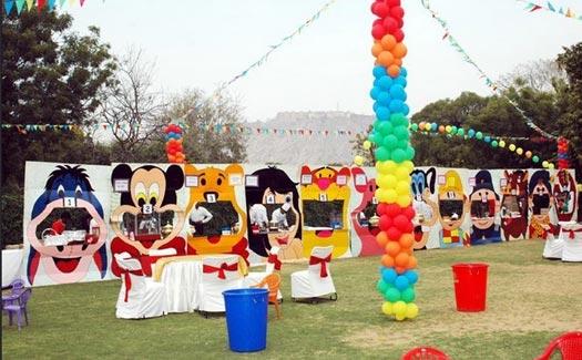 تنظيم حفلات اعياد ميلاد اطفال