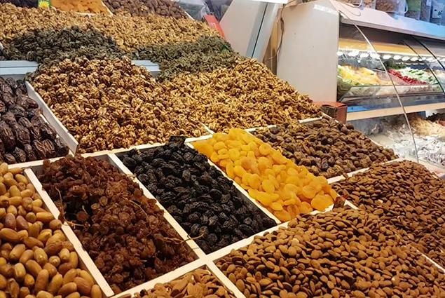 جهاز تجفيف الفواكه في تركيا