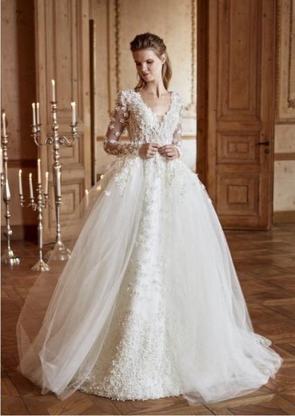 شراء فساتين زفاف من تركيا اون لاين