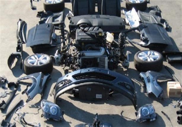 شروط استيراد قطع غيار السيارات