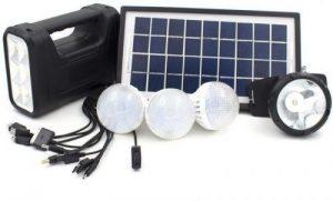 لمبات اضاءة بـ الطاقة الشمسية