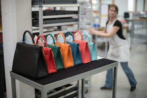مصانع الحقائب النسائية في تركيا