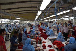 مصنع ملابس اطفال