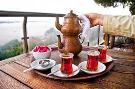 مصنع الشاي في تركيا