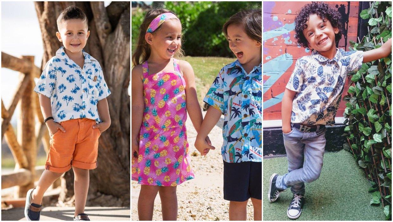 أنواع ملابس اطفال