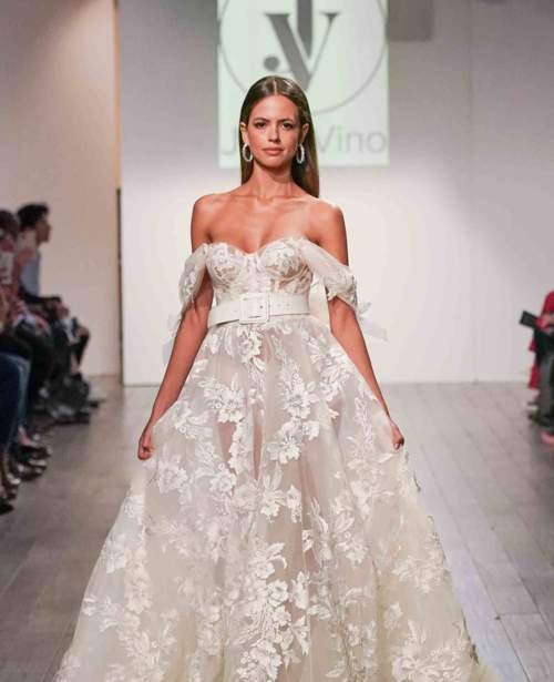 اسعار فساتين الزفاف التركية