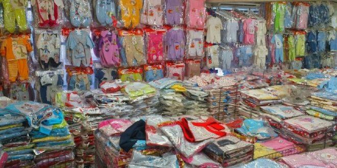 اسواق الملابس بالجملة في تركيا