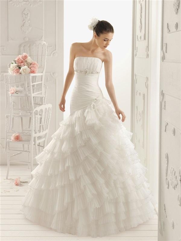 اماكن شراء فساتين الزفاف