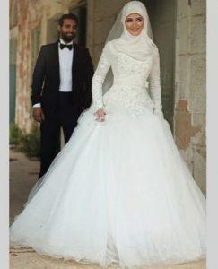 شراؤ فساتين زفاف