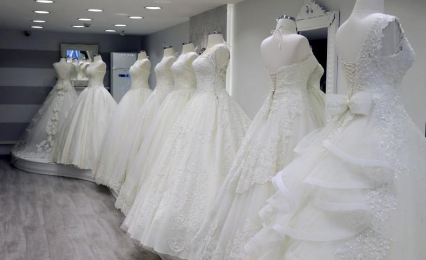 شركات استيراد فساتين زفاف