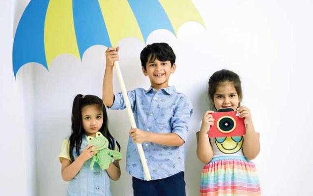 ماركات تركية لملابس الأطفال