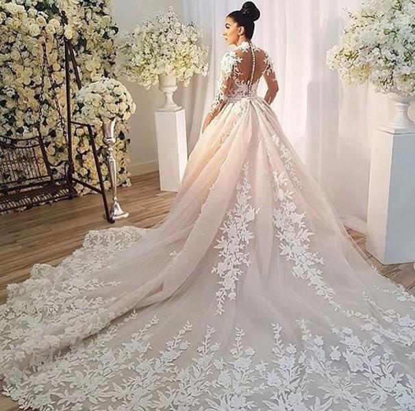 محلات فساتين الزفاف في اسطنبول